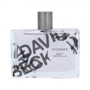David Beckham Homme toaletní voda 75 ml pro muže
