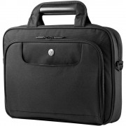 "HP Torba za prijenosno računalo Tasche / HP 14.0 Value Topload ATT.FX.FITS4_MAXIMUM_INCH: 35,6 cm (14"") Crna"