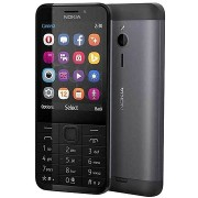 Nokia 230 Dual SIM, fekete