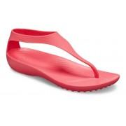 Crocs Serena TeenSlippers Damen Poppy 42