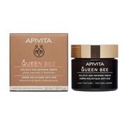 Queen bee creme ligeiro para pele normal a mista 50ml - Apivita