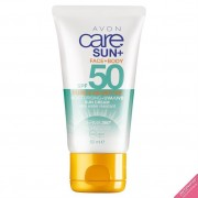 Loción Solar Cuerpo y Rostro SPF 50 Avon Care Pure & Sensitive 50 ML