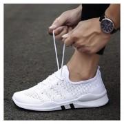 Zapatillas De Deporte Para Hombre Amantes Al Aire Libre Tejido