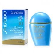 UV Protective Liquid Foundation - # SP40 Medium Ivory 30ml/1oz Fond de Ten Lichid cu Protecție UV - # SP40 Ivoriu Mediu