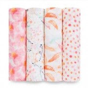 Aden + Anais Arrullo Muselina Classic Petal Blooms aden+anais (pack 4 ud)
