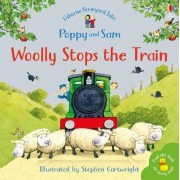 Woolly Stops The Train... by Heather Amery