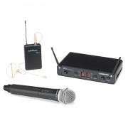 Samson CR288 Pro Combo System (I: 518-566 MHz) draadloos systeem
