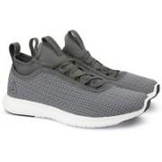 REEBOK PLUS RUNNER WOVEN Running Shoes For Men(Grey)