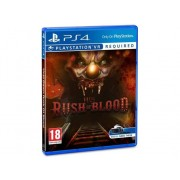 Sony Juego PS4 Until Dawn: Rush of Blood