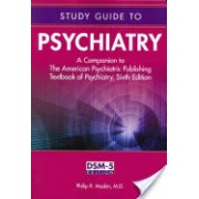 Study Guide to Psychiatry - A Companion to the American Psychiatric Publishing Textbook of Psychiatry (Muskin Philip R.)(Paperback) (9781585624737)