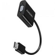 AXAGON RVH-VGAN, HDMI -> VGA Reduction / Adapter, FullHD, Audio OUT