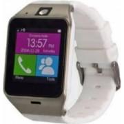 Smartwatch Garett Elegant SIM microSD Bluetooth Alb