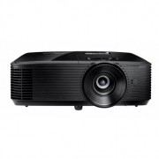 Optoma W334e videoproyector 3700 lúmenes ANSI WXGA (1280x800) 3D Proyector para escritorio Negro