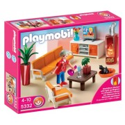Playmobil Grande Mansion Living Room, Multi Color