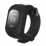 MikaMax GPS Horloge V2 - Zwart