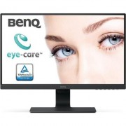 Монитор BenQ BL2480, IPS, 23.8 inch, Wide, Full HD, D-sub, HDMI, DisplayPort, Черен