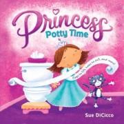Princess Potty Time, Hardcover