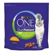 Purina ONE Dual Nature Kip - 1,4 kg
