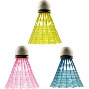 Stiga Badmintonshuttle coloured, 3 stuks