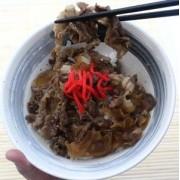 オリーブ牛 牛すき丼4個セット