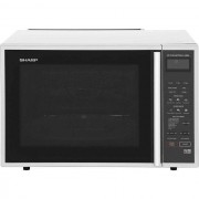 Sharp Microwave Sharp R959SLMAA 40 Litre Combination Microwave Oven - Silver / Black