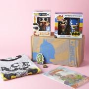 Funko Dc Legacy Con Plastic Man Pop Legion Of Collectors Box