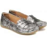 Clarks Doraville Nest Pewter Casuals(Silver)