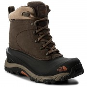 Апрески THE NORTH FACE - Chilkat III T939V6YVA Mudpack Brown/Bombay Orange
