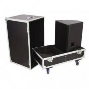 ROADINGER Flightcase 2x PAS-215