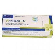 Virbac srl Anxitane S Suppl Nutr 30cpr