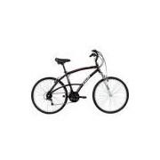 Bicicleta Caloi 100 Sport Masculina Aro 26 21 Marchas - Preto
