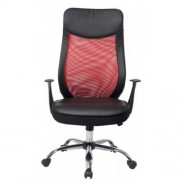 Kancelarijska fotelja 2302 Red Mesh