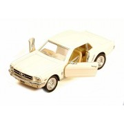 Kinsmart 1:36 Scale 1964 Ford Mustang, Multi Color