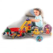Fisher Price Little People About Discovery - Surprise Sounds Fun Park Ferris Wheel Combo Gift Pack