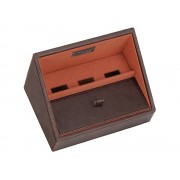 Laddningsstation Stackers Brown & Orange – utan gravyr