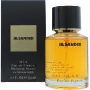 Jil Sander No. 4 Eau de Parfum 100ml Vaporizador