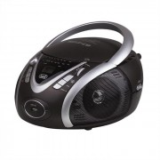 Trevi CMP-542, CD-MP3 плеър boombox с USB, SD, CD, MP3, черен (#0054210)