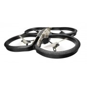 Parrot AR Drone 2.0 Elite Edition Quadcopter Sand 720p HD Kamera Recertified