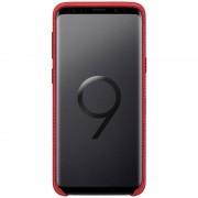 Husa Protectie Spate Samsung EF-GG965FREGWW Hyperknit Red pentru Galaxy S9 Plus