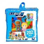 EZ Blox - Pack 200 Blocos de Construção (vários modelos)