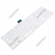 Tastatura Laptop Toshiba Satellite 0KN0-ZW3US23 alba