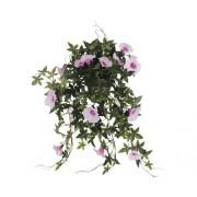 Floare artificiala, petunie curgatoare, roz deschis