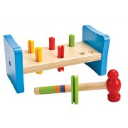 Hape-Wooden First Pounder