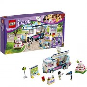 Lego Friends Heartlake News Van, Multi Color