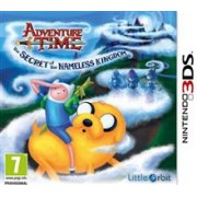 Adventure Time The Secret Of The Nameless Kingdom Nintendo 3Ds
