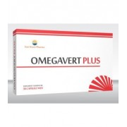Omegavert Plus, 30 capsule