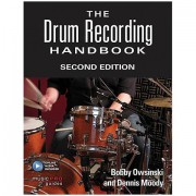 Hal Leonard The Drum Recording Handbook 2nd Edition Libros técnicos