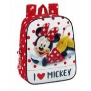 Ghiozdan mic Minnie Mouse 22 cm