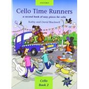 Kathy Blackwell - Cello Time Runners, w. Audio-CD - Preis vom 11.08.2020 04:46:55 h