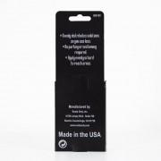 Castorolie reinigingsdoekjes gezicht (geurloos) - 40 stuks Heritage products